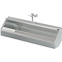 PALUXY 72 INCH TROUGH URINAL W/FLUSH VALVE